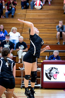Volleyball: Lapel vs Madison-Grant @ County Tourney