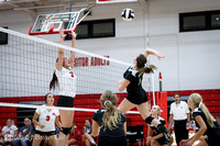 Volleyball: Lapel @ Frankton Varsity 9-10-14