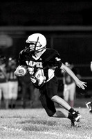 Football: Lapel 8th Grade vs Shenandoah 2012