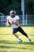 Football: Lapel HS @ Hagerstown Scrimmage 8-14-15
