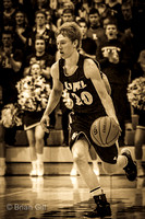 Basketball: Lapel HS vs Wapahani Sectionals 2013