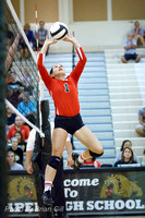 Volleyball: Frankton @ Lapel 9-9-15