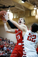 Basketball: Frankton Sectionals vs Wapahani