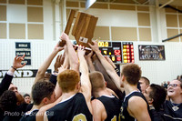Basketball: Lapel HS Sectional Champions 2016
