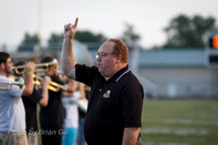 Football: Lapel Band - Frankton/Lapel 8-30-13
