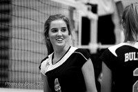 Volleyball: Lapel HS vs Tri-Central Scrimmage 8-15-13