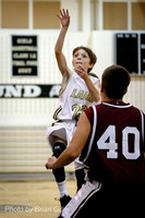 Basketball: Lapel Freshmen vs Wes-Del 12-15-15