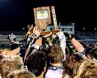 Football: Lapel Sectional Champions over Shenandoah 11-3-17