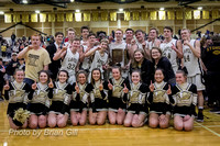 Basketball: Lapel vs Frankton Sectional Finals 3-3-18