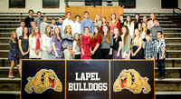 LMS National Honors Society 2014