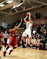 Basketball: Lapel HS vs Anderson County Tourney Finals