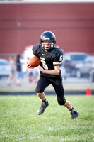 Football: Lapel Freshmen vs Alexandria 8-31-15