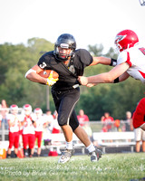 Football Frankton @ Lapel HS 8-28-15