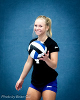 Volleyball: Munciana 16u Blaze 2-16-2014