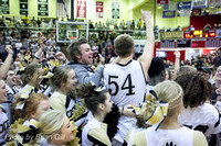Basketball: Lapel Semi-State Champions over Ft Wayne Canterbury