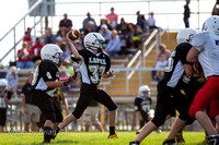 Football: Lapel 7th Grade @ Shenandoah Scrimmage 8-15-13