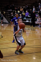 Basketball: Lapel 7th-8th Grade vs APA 1-20-14
