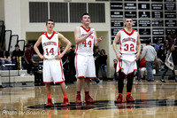 Basketball: Frankton HS vs Winchester Sectionals 2014