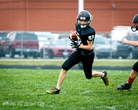 Football: Lapel Freshmen vs Rushville