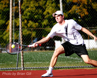 Tennis: Lapel Regionals vs Delta 10-7-2015