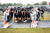 Football: Lapel HS Homecoming vs Tritan Central
