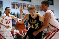 Basketball: JV Lapel @ Frankton 2-18-2014