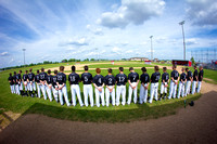 Baseball: Lapel HS vs Wapahani Sectionals