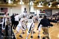 Basketball: Lapel Regional Champions over Oak Hill 3-12-16