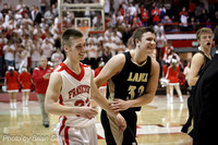 Basketball: Lapel @ Frankton 2-18-2014
