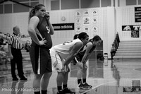 Basketball: Lapel High School Girls vs Frankton 2-4-13