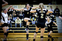 Volleyball: Lapel HS Sectionals @ Winchester