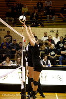 Volleyball: Lapel HS Sectionals vs Shenandoah 2014