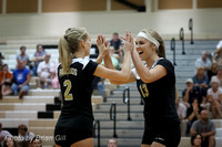 Volleyball: Lapel HS Varsity vs Elwood