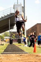 Track: Lapel Boys Sectionals @ Mt. Vernon