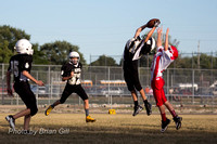 Football: Lapel 7th Grade vs Frankton 9-3-13