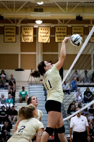 Volleyball: Lapel HS Varsity vs Pendleton 9-3-13