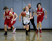 Basketball: Lapel 8th Girls vs Frankton