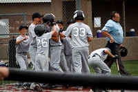 Baseball: White Sox vs Zionsville Knights 2013