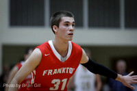 Basketball: Frankton @ Lapel 1-25-15